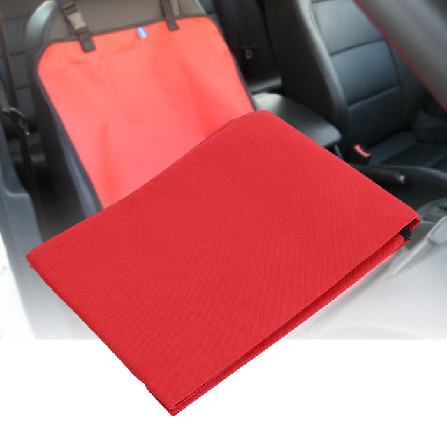 Waterproof Pet Seat Cover Mats