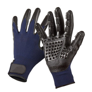 Pair of Grooming Hair Gloves