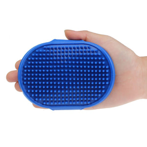 Pet Brush Hair Remover with Shampoo Storage