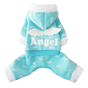 Angel Wing Jumpsuit for Dogs