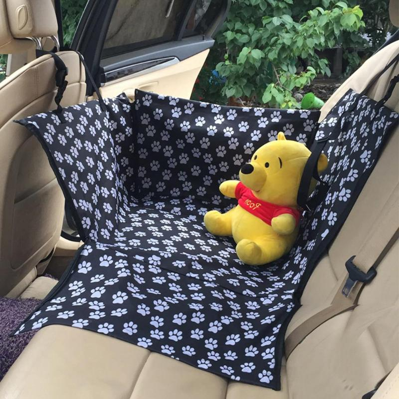 Folding Waterproof Car Seat for Pets