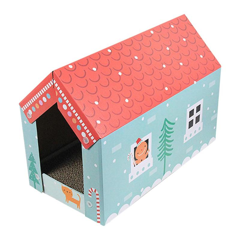 Corrugated Paper Grab Board Training Toy