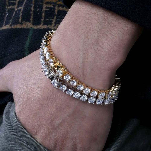 5mm Tennis Bracelet - Luxe Nationz