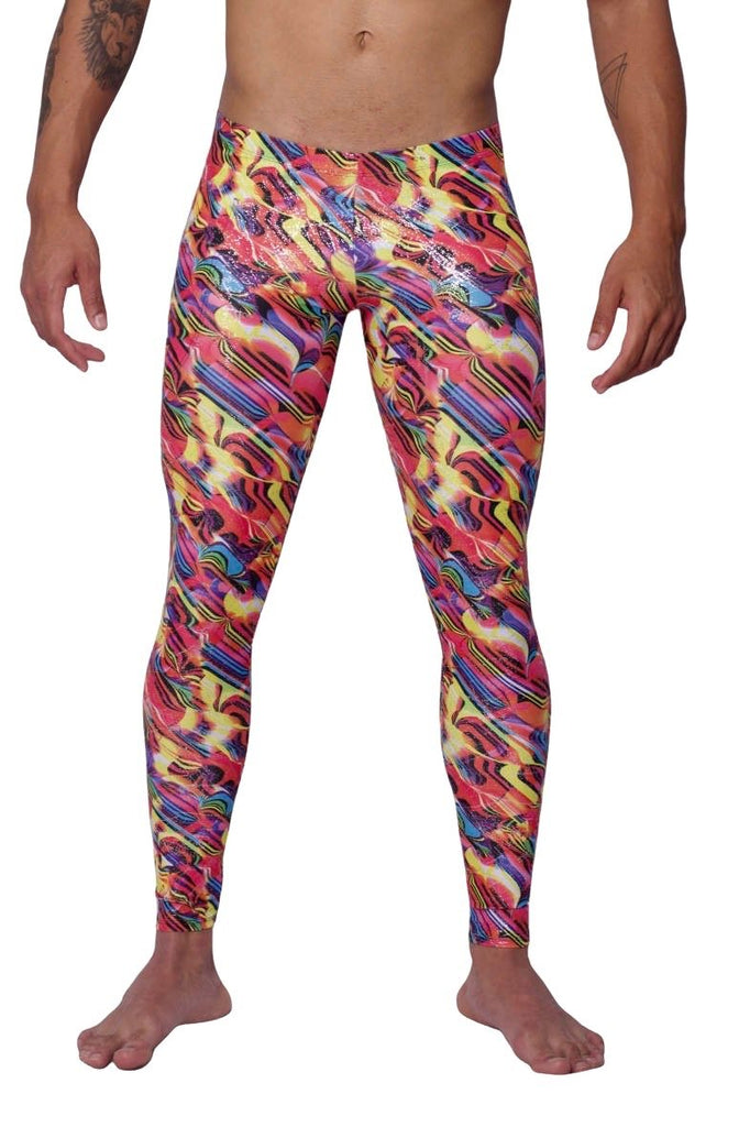 Good Vibes - Men's Leggings - SokoWear