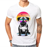 100% Cotton Cool Dog For Men