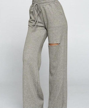 Gray Sweats