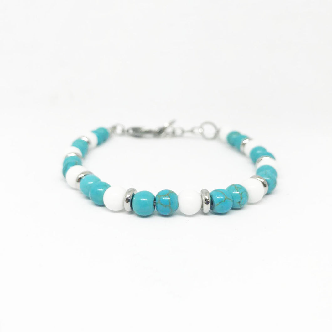 Bracciale Sea White