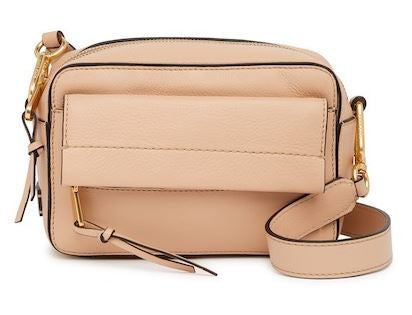 Cole Haan Kathlyn Leather Camera Bag - Nude