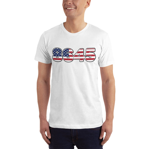 Men's Flag - 8645 - Resistance Short-Sleeve T-Shirt for Progressives
