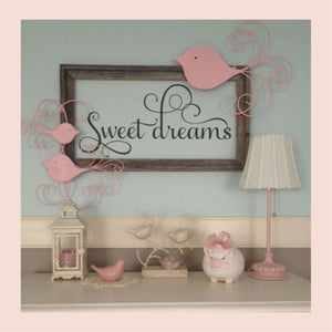 New Baby Nursery Personalized with Decals
