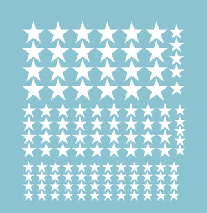 Star Wall Decals | Nursery Wall Decal | Boys Room Decor