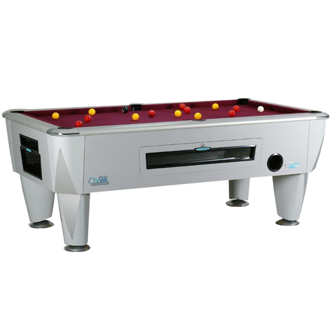 SAM Leisure Atlantic Coin-Operated Pool Table 6ft