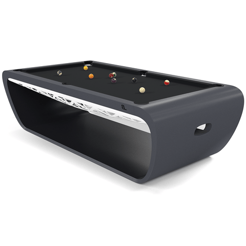 Billard Toulet Blacklight American Pool Table 8ft