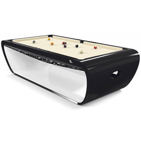 Billard Toulet Blacklight American Pool Table 9ft