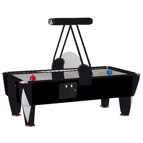 SAM Leisure Black Track Air Hockey Table 8ft
