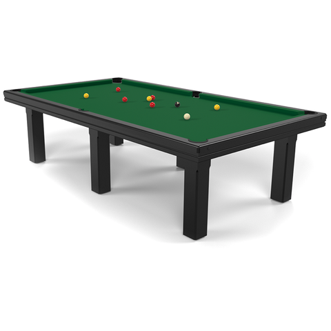 Billard Toulet Broadway Snooker Table 12ft Slate