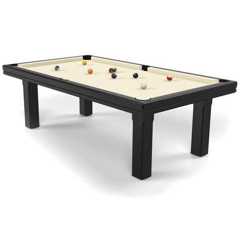 Billard Toulet Broadway American Pool Table 8ft Slate