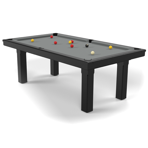 Billard Toulet Broadway English Pool Table 7ft Slate