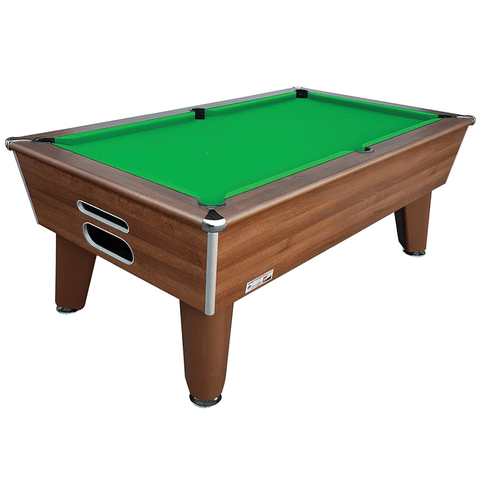 Optima Pool Classic Domestic Pool Table 6ft, 7ft Slate