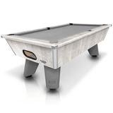 Cry Wolf Slate Bed Pool Table 6ft, 7ft Urban Grey
