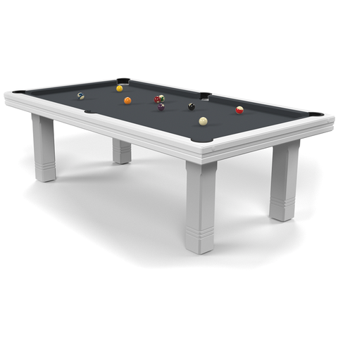 Billard Toulet Club American Pool Table 8ft Slate