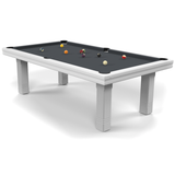 Billard Toulet Club American Pool Table 9ft Slate