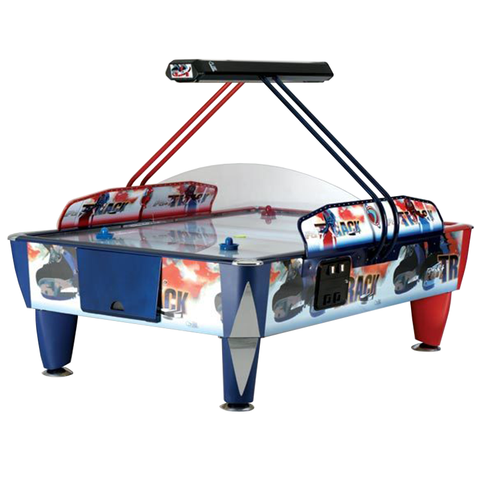 SAM Leisure Double Fast Track Air Hockey Table 8.5ft