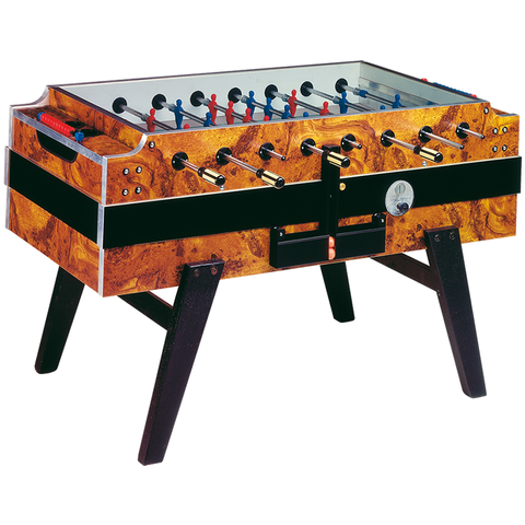 Garlando Coperto Deluxe Coin-Operated Football Table