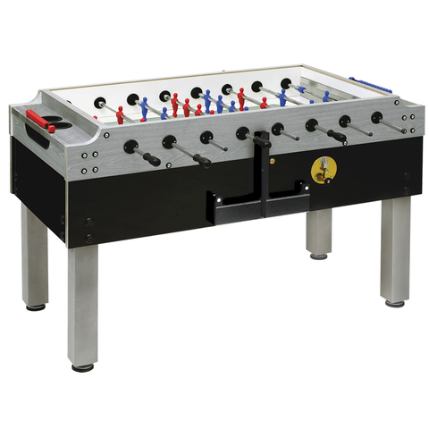 Garlando Silver Olympic Coin-Operated Football Table