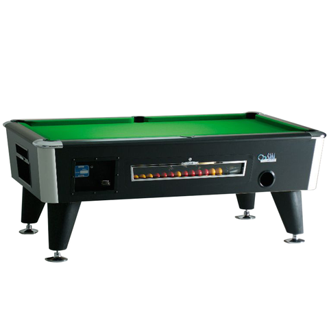 SAM Leisure Infinity Coin-Operated Pool Table 7ft