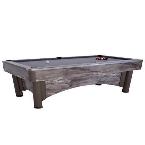 SAM Leisure K-Steel II Pool Table 9ft