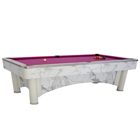SAM Leisure K-Steel II American Pool Table 8ft Slate