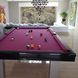 Billard Toulet Loft English Pool Table 6ft Slate