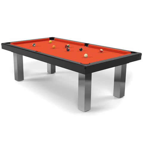Billard Toulet Loft American Pool Table 8ft Slate