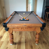 SAM Leisure Madrid Pool Table 8ft Slate