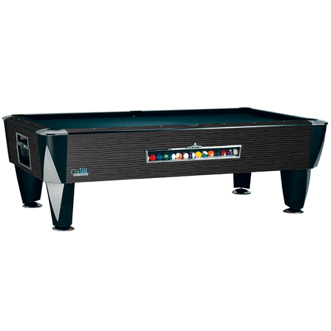 SAM Leisure Magno Coin-Operated Pool Table 8ft