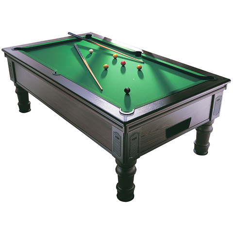 Mightymast Prince Pool Table 6ft Slate