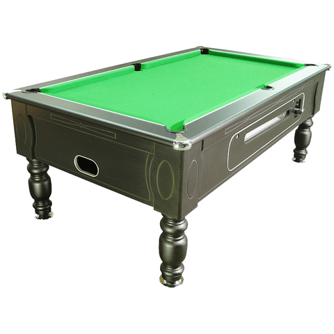 Optima Pool Optima Pool Table 6ft, 7ft Coin-Operated Slate