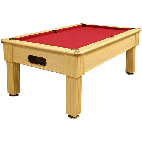 Optima Pool Paris Domestic American Pool Table 7ft Slate