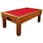Optima Pool Paris Domestic Pool Table 6ft, 7ft Slate