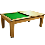 Optima Pool Roma Pool Dining Table 6ft, 7ft Slate