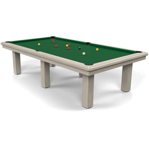 Billard Toulet Roundy Snooker Table 12ft Slate
