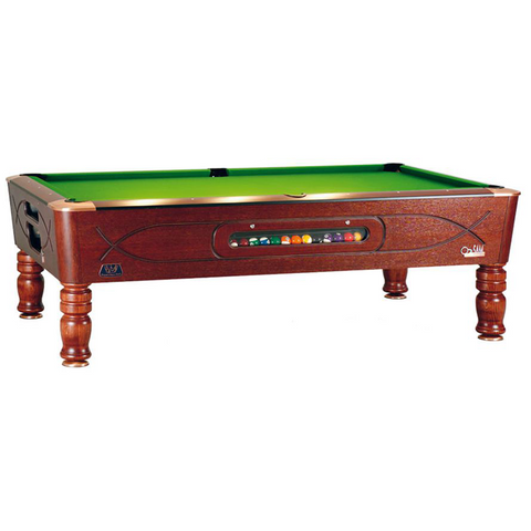 SAM Leisure Royal Class Coin-Operated Pool Table 9ft