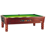 SAM Leisure Royal Class Coin-Operated Pool Table 7ft