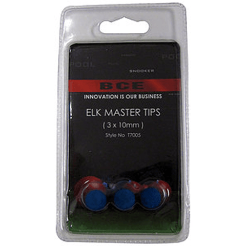 BCE Elk Master 10mm Tip 3 Pack