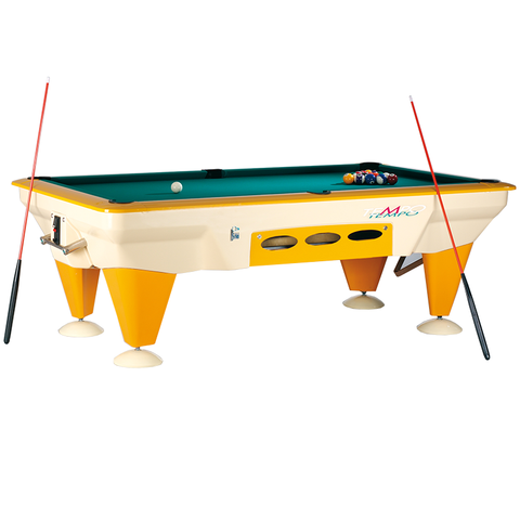SAM Leisure Tempo Garden Outdoor Pool Table 7ft
