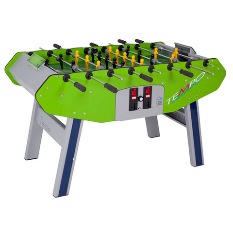 SAM Leisure Tempo Evo Coin-Operated Football Table