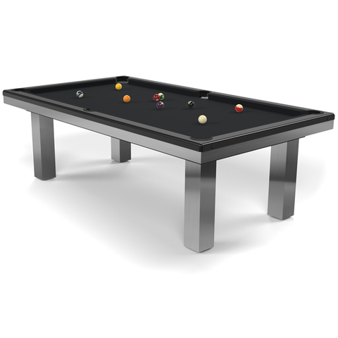 Billard Toulet Full Loft American Pool Table 9ft Slate