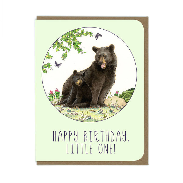 Amy Rose - Birthday Little One Card - Two Little Birds Boutique