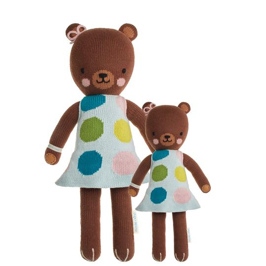 Cuddle & Kind - Ivy the Bear - Two Little Birds Boutique